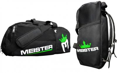 Meister Vented Convertible Duffel / Backpack Gym Bag Review