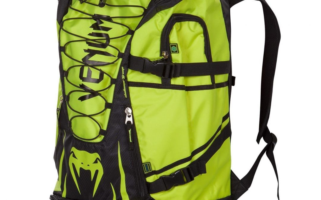 """Venum """"Challenger Xtreme"""" Backpack Review"""